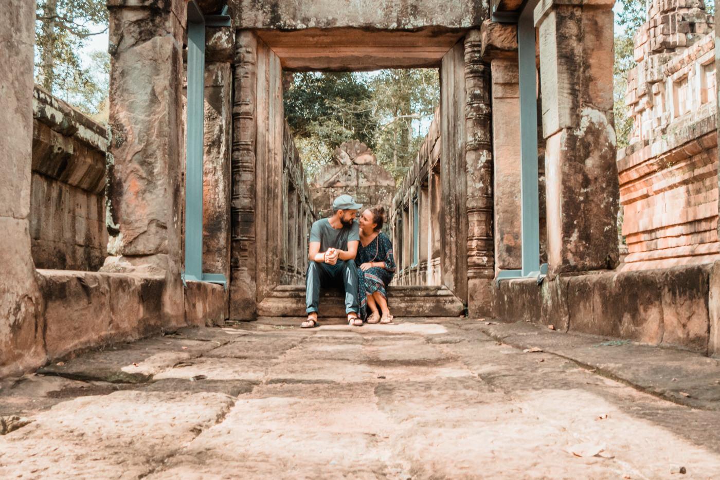 Ta Keo Tempel, Angkor Wat, Kambodscha
