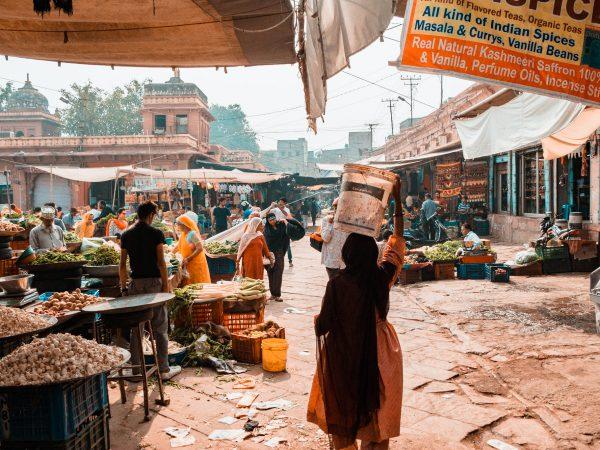 Markt in Jodphur, Indien