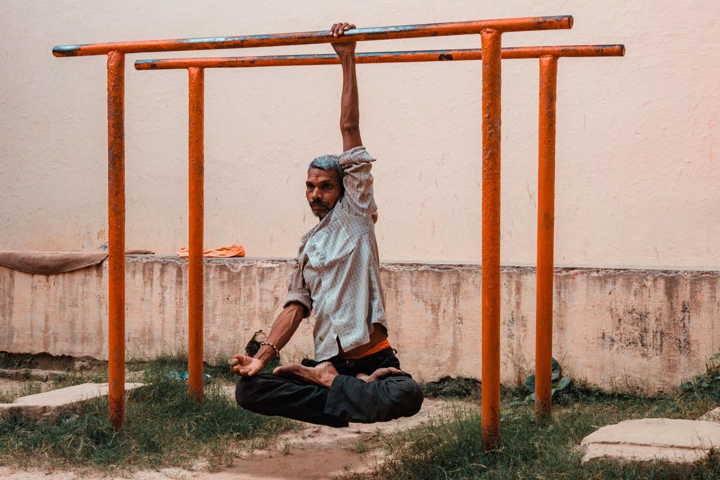 Inder macht Sport