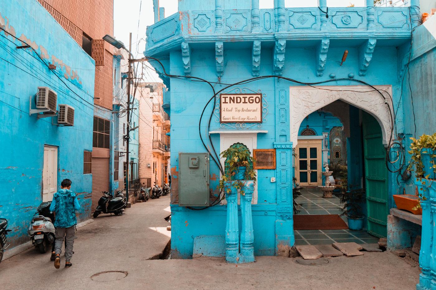 Jodhpur - die blaue Stadt Indiens