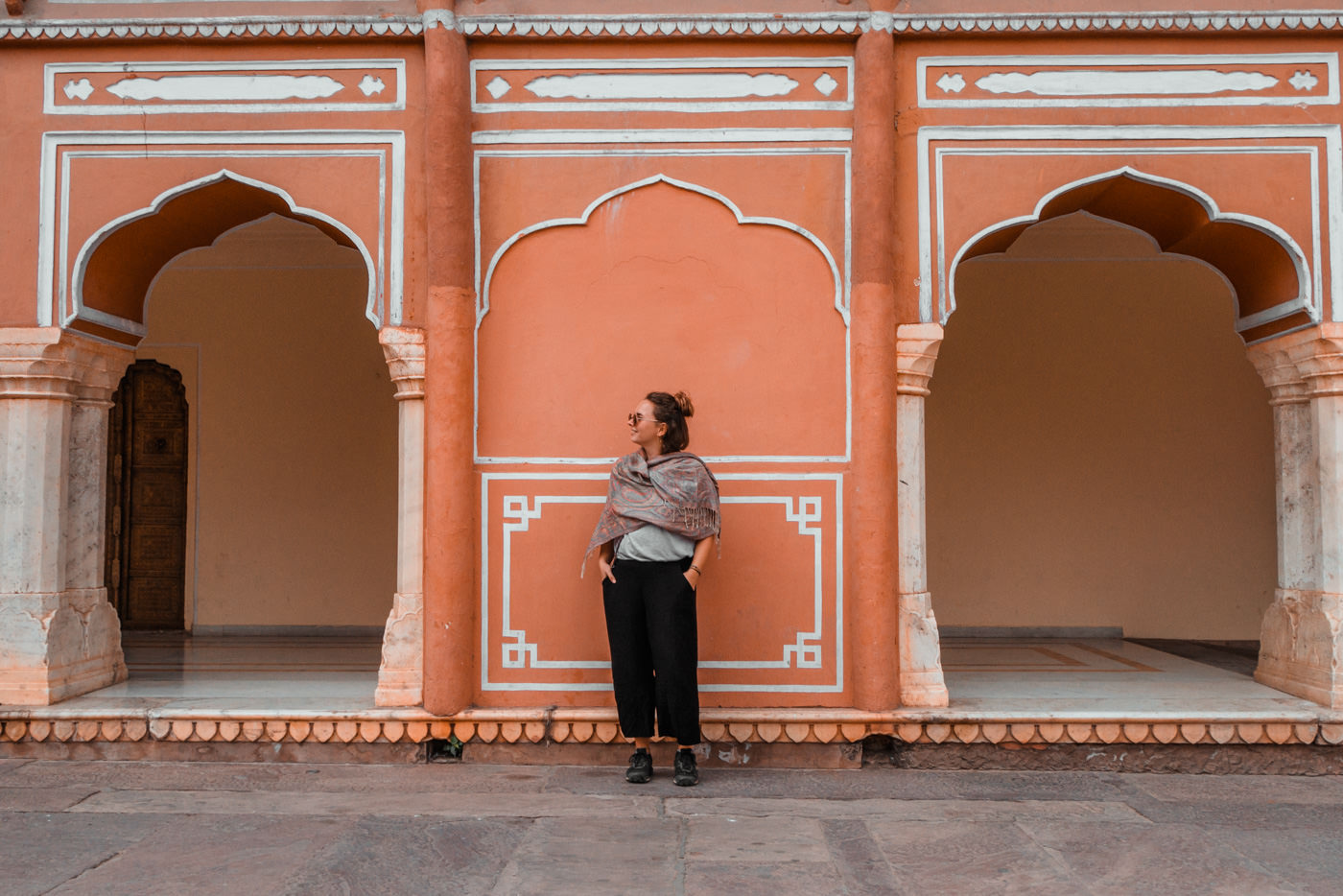 City Palace in Jaipur, Indien