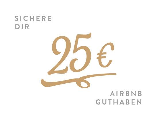 Wir schenken dir 30€ Airbnb Guthaben.